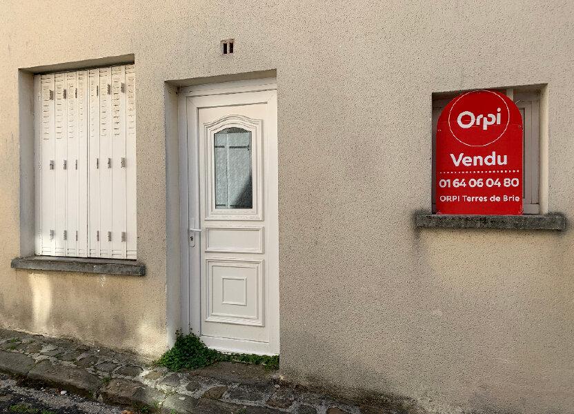 Appartement à vendre 29m2 à Chaumes-en-Brie