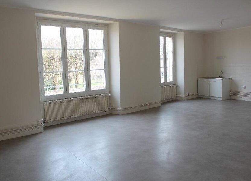 Appartement à louer 112m2 à Ecquevilly