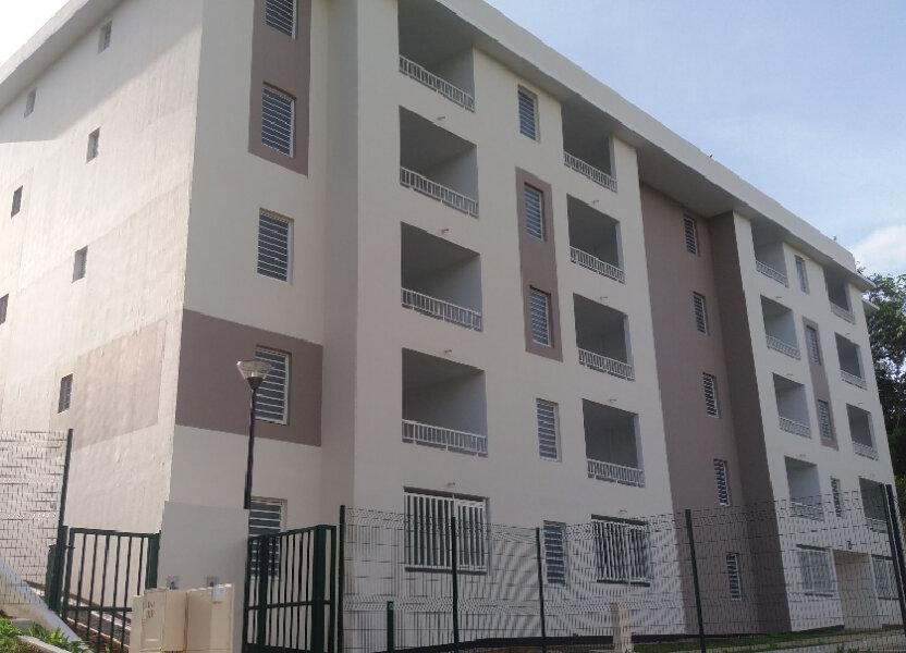 Appartement à louer 46.43m2 à Le Lamentin