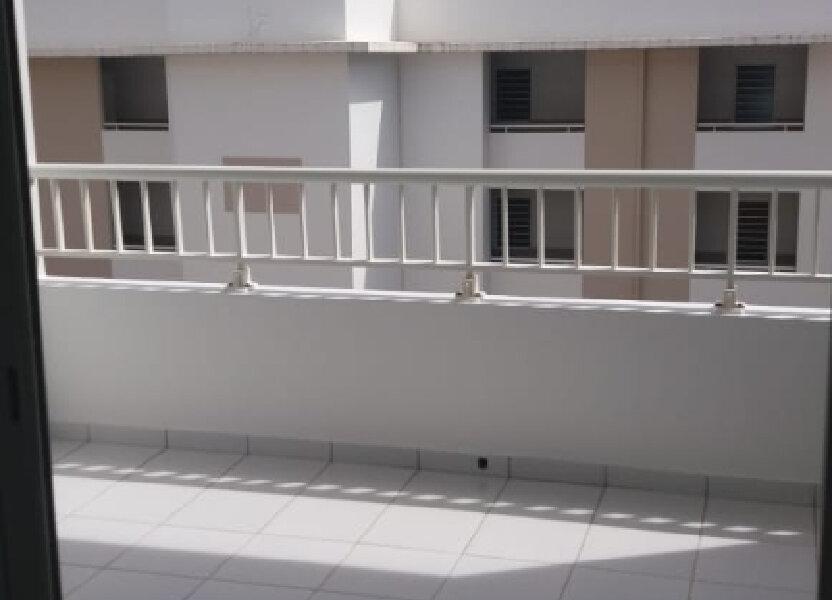 Appartement à louer 61.7m2 à Le Lamentin