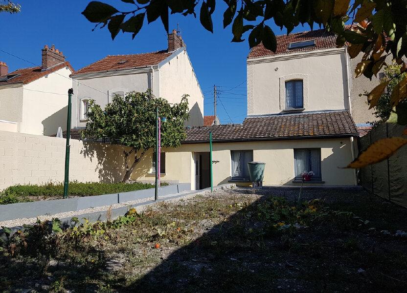 Maison à vendre 97m2 à Romilly-sur-Seine