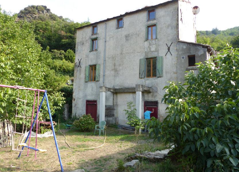 Maison à vendre 93m2 à Mas-Cabardès