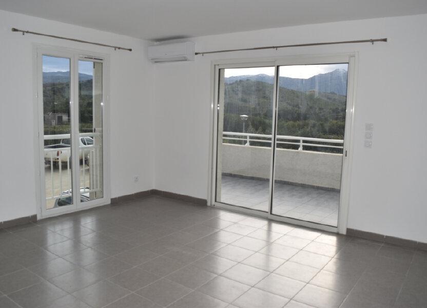 Appartement à louer 47.2m2 à Oletta