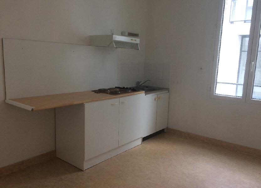 Appartement à louer 32m2 à Montivilliers