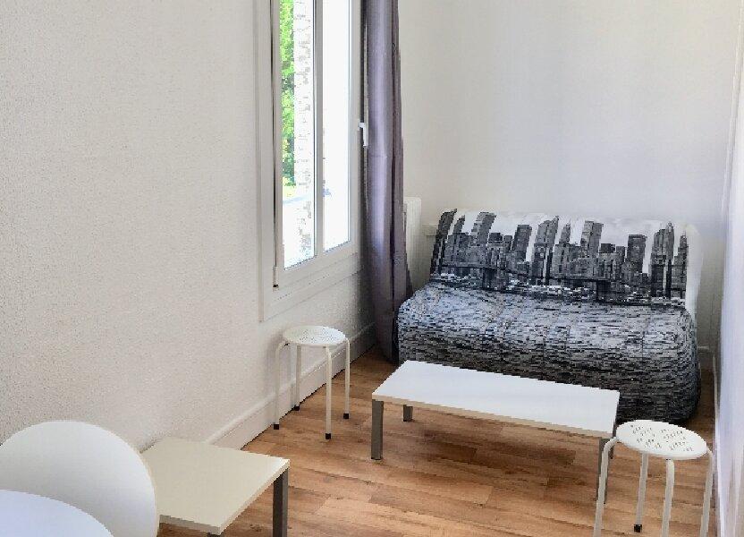 Appartement à louer 19m2 à Le Havre