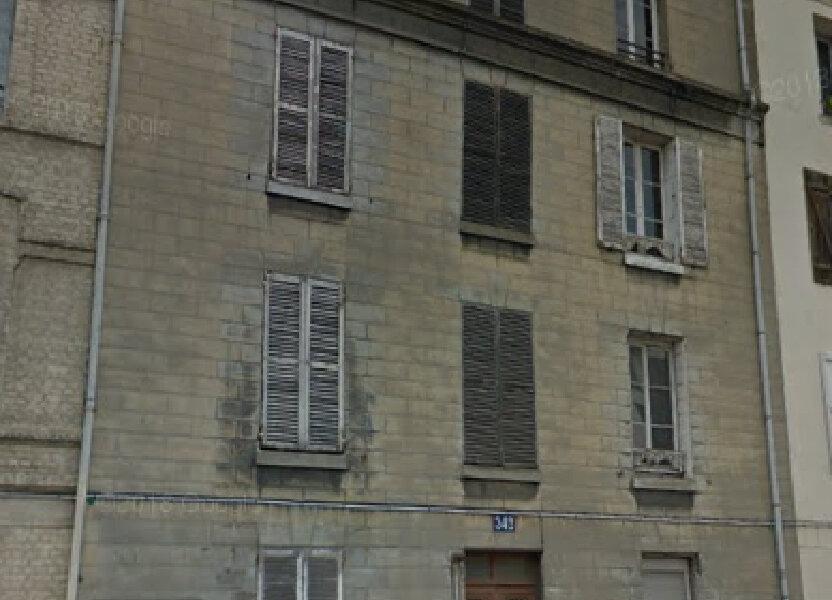 Appartement à louer 22.7m2 à Le Havre