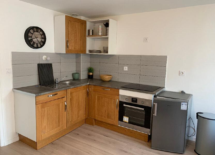Appartement à louer 38m2 à Lillebonne
