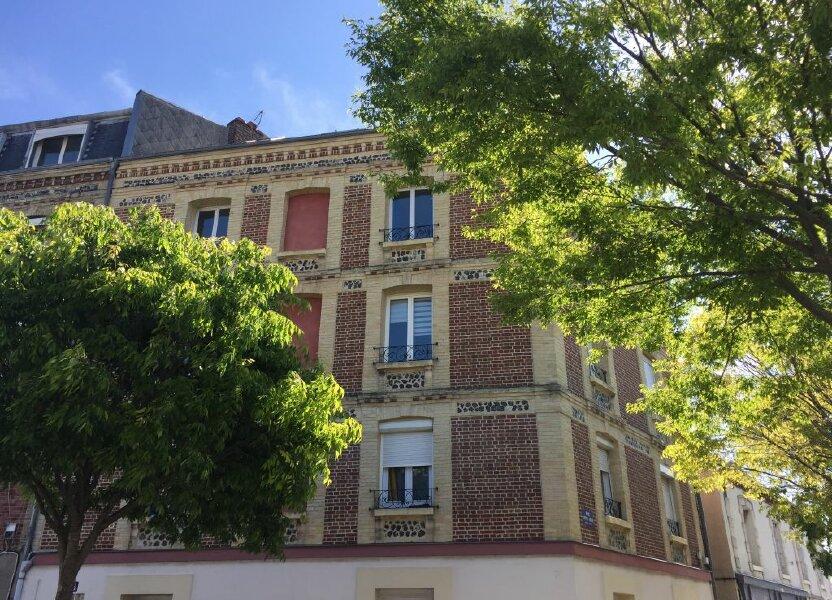 Appartement à louer 40m2 à Le Havre