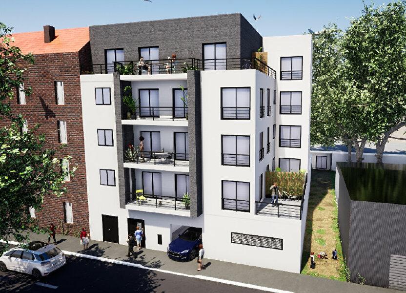 Appartement à vendre 61.1m2 à Le Havre