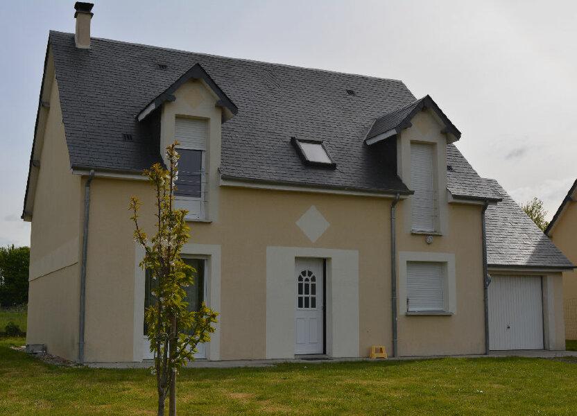 Maison à vendre 117m2 à Lisieux