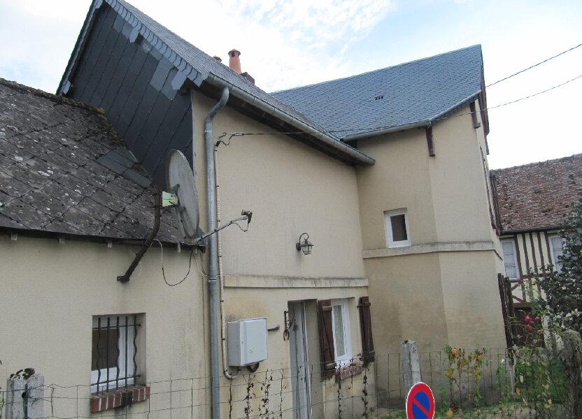Maison à vendre 94m2 à Courtonne-les-Deux-Églises