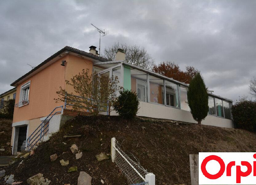 Maison à vendre 84.4m2 à Saint-Denis-de-Mailloc