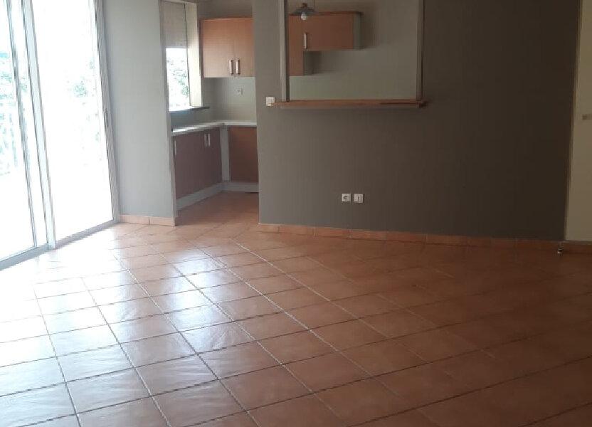 Appartement à louer 82.73m2 à Fort-de-France