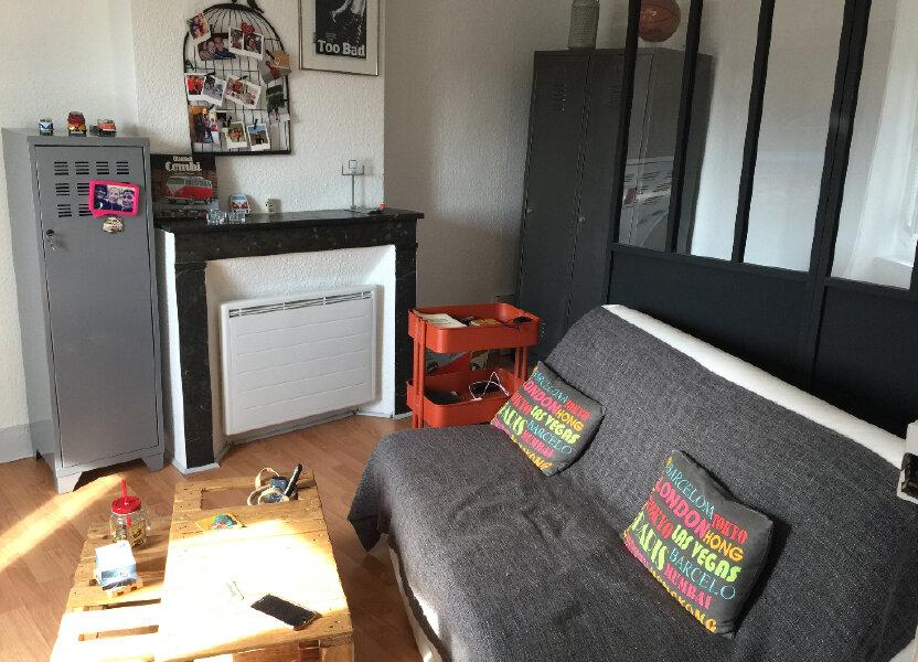 Appartement à louer 31.73m2 à Chalon-sur-Saône