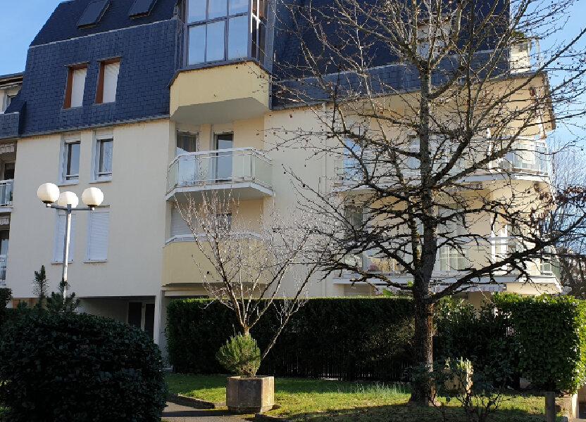 Appartement à louer 33.48m2 à Chalon-sur-Saône