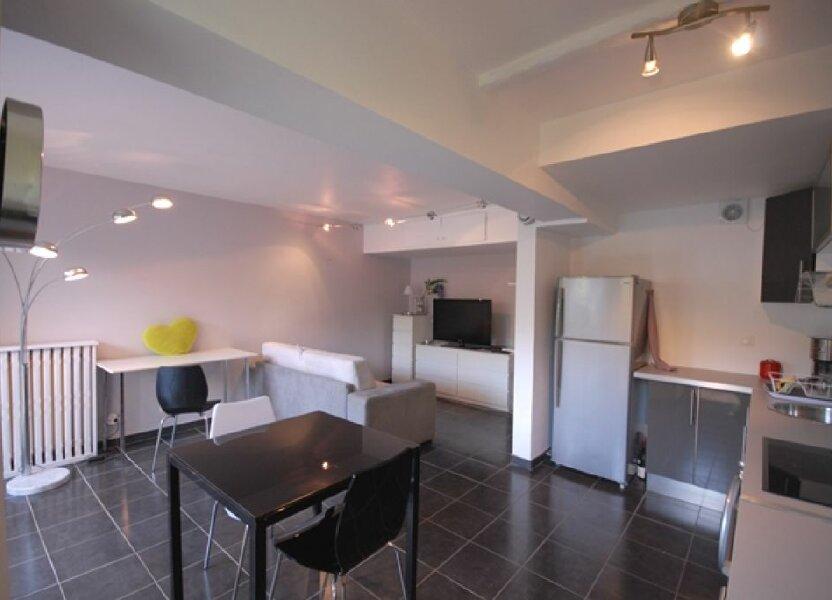 Appartement à louer 32.91m2 à Nice