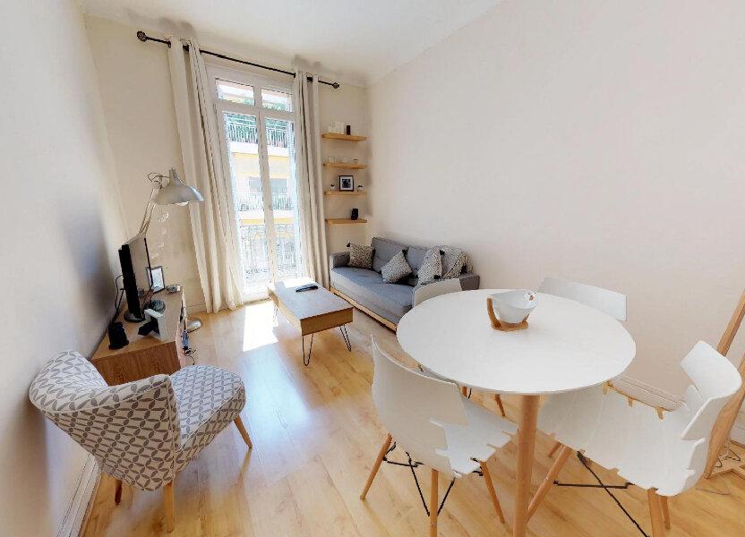 Appartement à louer 46.63m2 à Nice