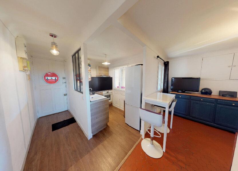 Appartement à vendre 27.71m2 à Nice
