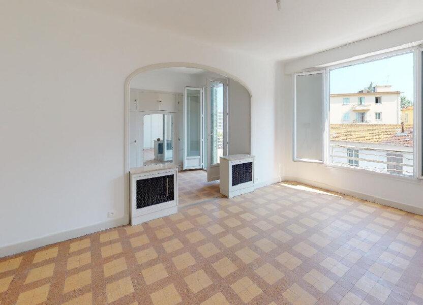 Appartement à vendre 59.16m2 à Nice