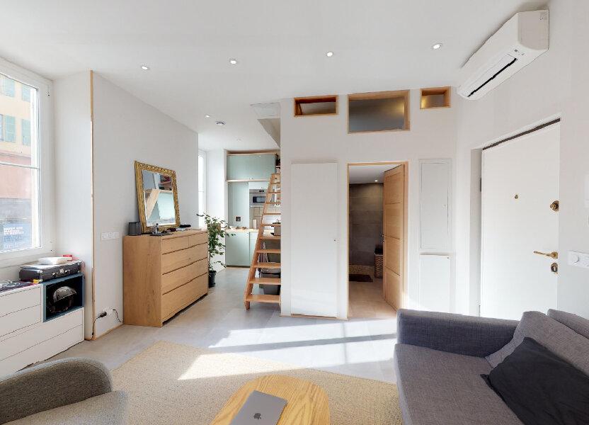 Appartement à vendre 28m2 à Nice
