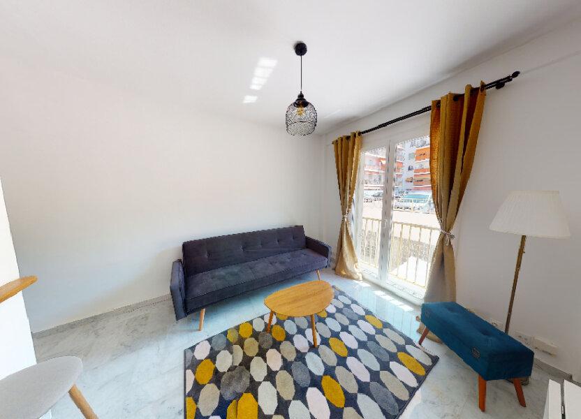 Appartement à louer 33.19m2 à Nice
