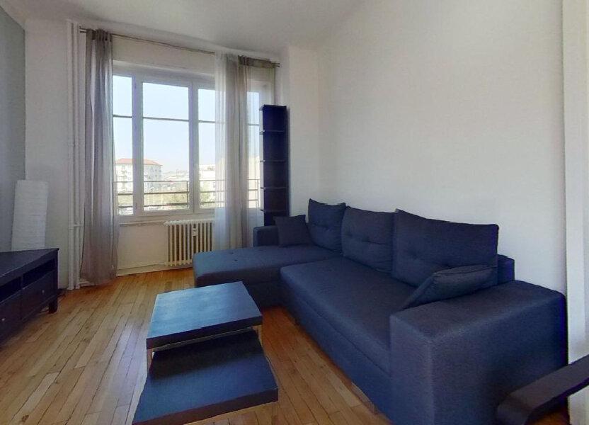 Appartement à louer 60m2 à Lyon 8