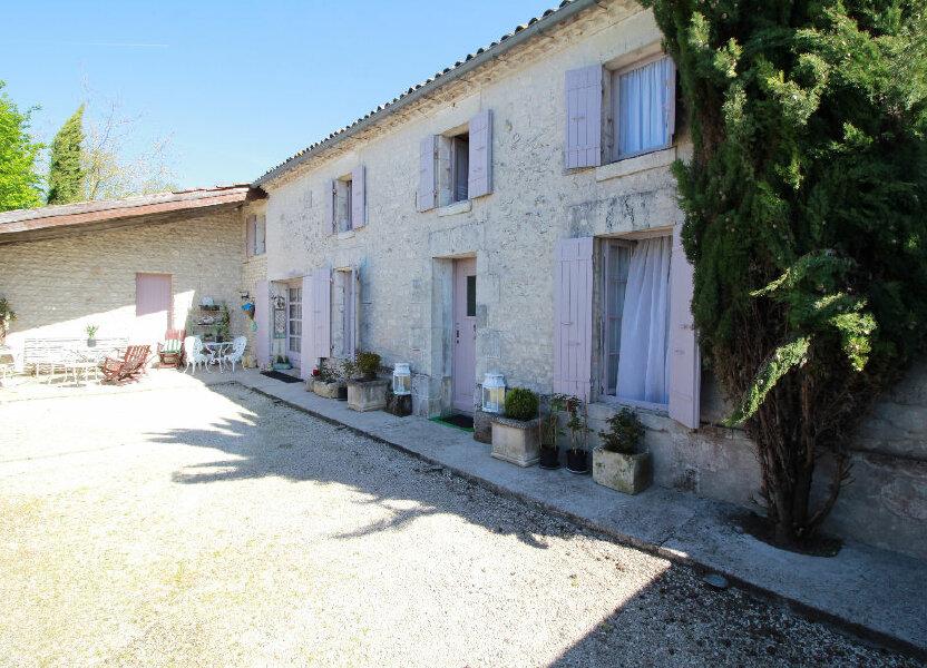 Maison à vendre 355m2 à Semussac