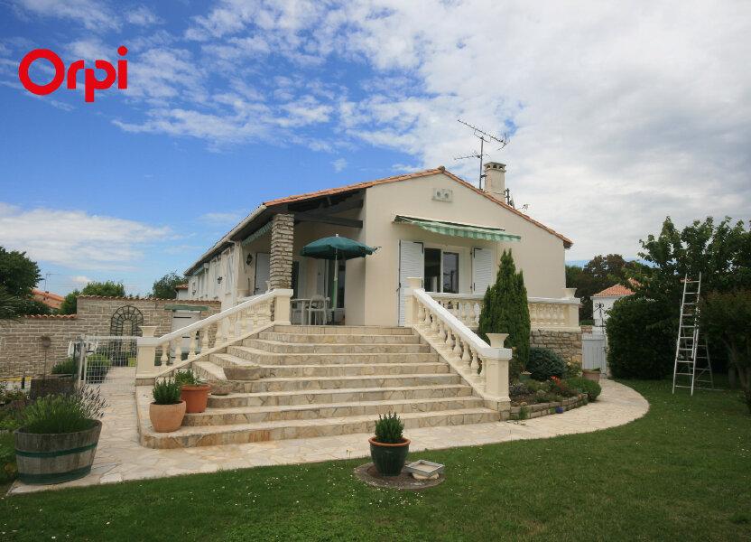 Maison à vendre 235m2 à Saint-Georges-de-Didonne