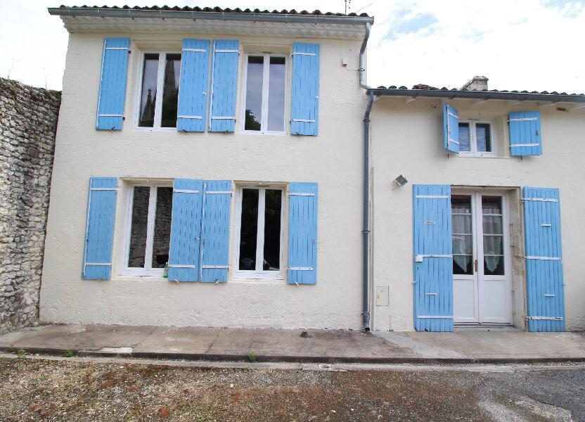 Maison à vendre 136m2 à Chenac-Saint-Seurin-d'Uzet