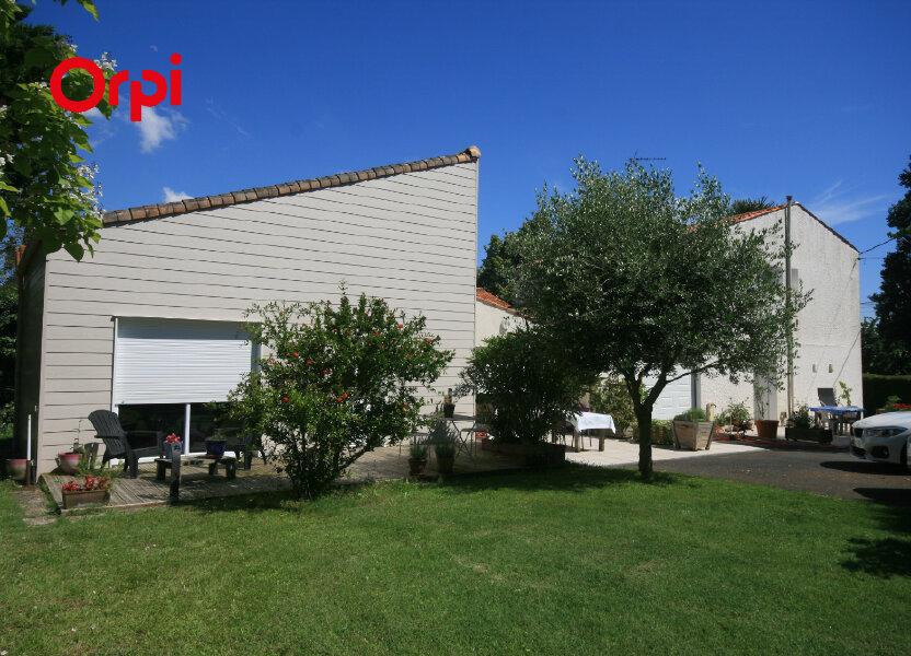 Maison à vendre 226m2 à Meschers-sur-Gironde