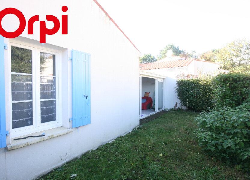 Maison à vendre 51m2 à Meschers-sur-Gironde