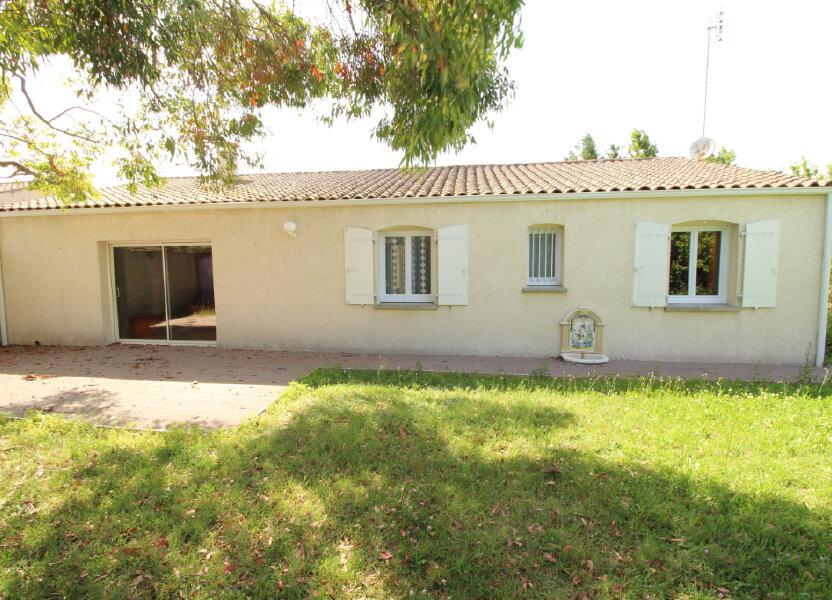 Maison à vendre 106.37m2 à Semussac