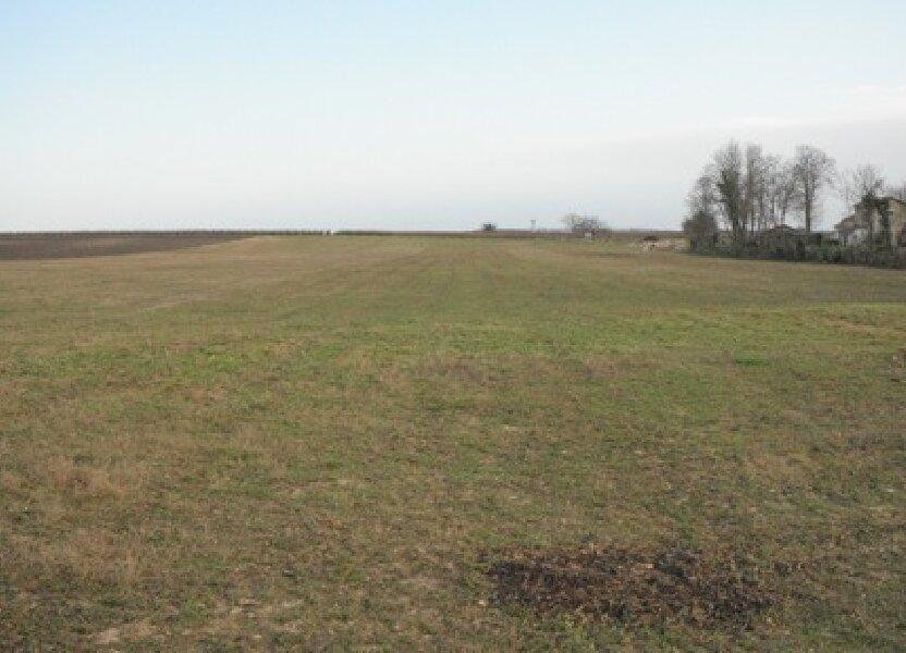 Terrain à vendre 882m2 à Saint-Fort-sur-Gironde