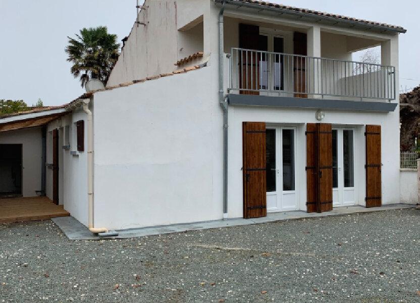Maison à louer 87.31m2 à Meursac