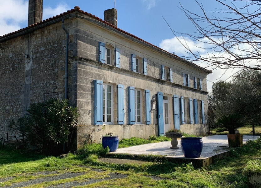 Maison à vendre 147m2 à Lorignac