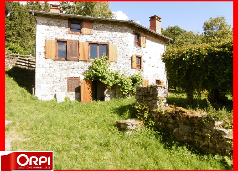 Maison à vendre 136.59m2 à Ambert