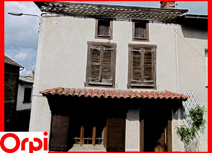 Maison à vendre 90.08m2 à Dore-l'Église