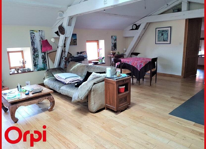 Appartement à louer 85.6m2 à Millery