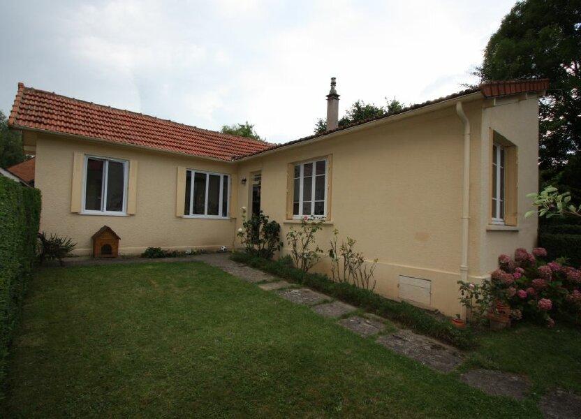 Maison à louer 54.51m2 à Sceaux