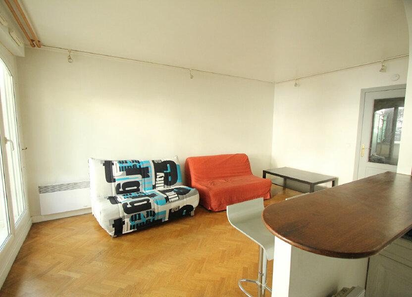 Appartement à louer 35m2 à Le Plessis-Robinson