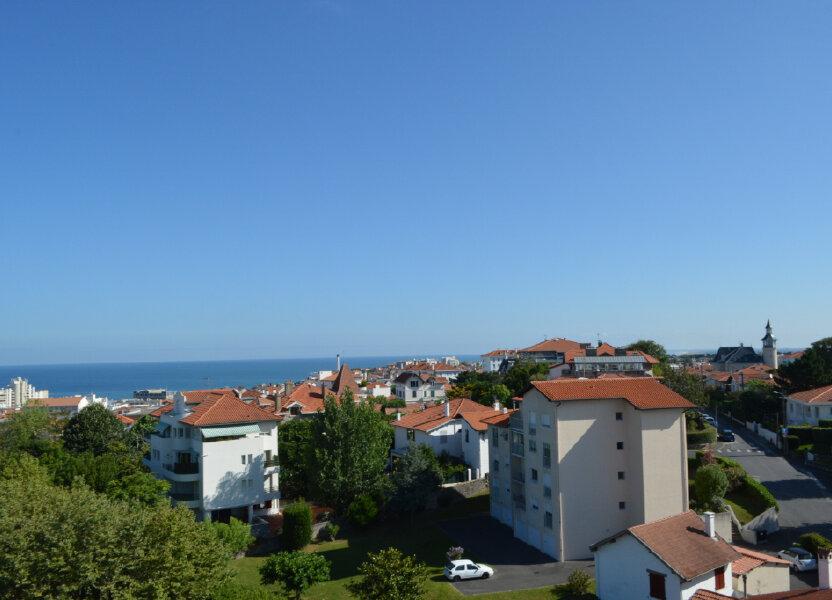 Appartement à vendre 83m2 à Biarritz
