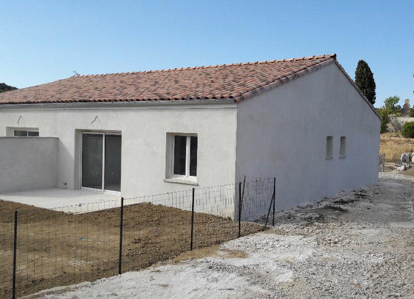 Maison à louer 70m2 à Villelongue-d'Aude