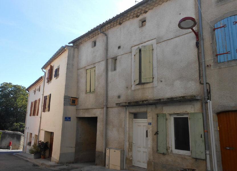 Maison à vendre 62m2 à Belvèze-du-Razès