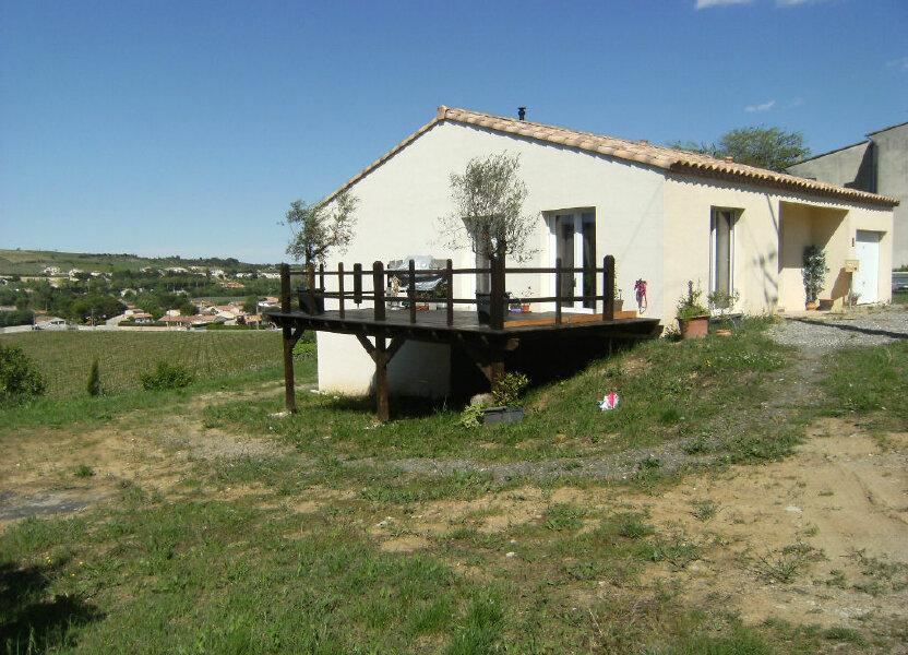 Maison à vendre 99.71m2 à La Digne-d'Aval