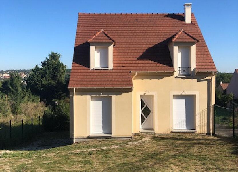 Maison à louer 102m2 à Montévrain