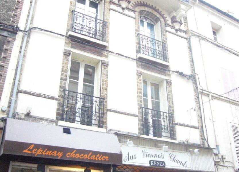 Appartement à louer 60.79m2 à Lagny-sur-Marne