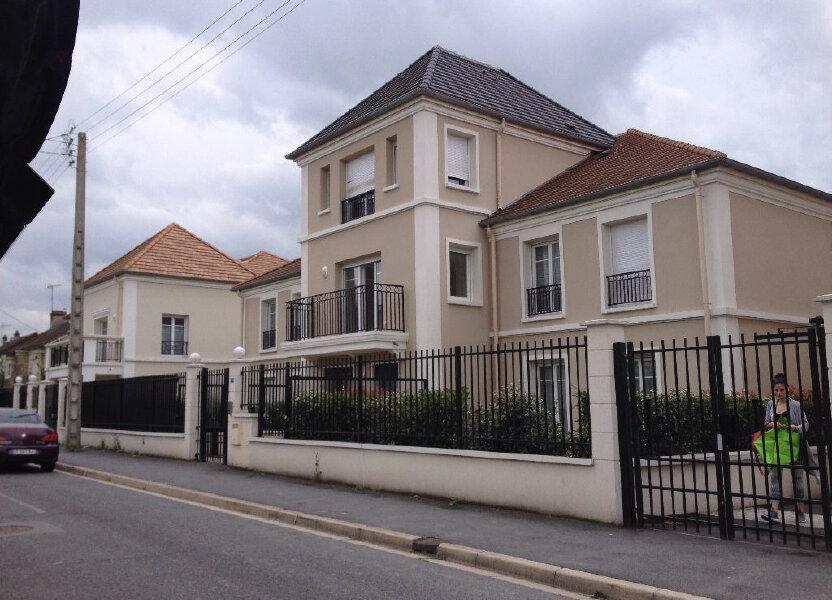 Appartement à louer 25.73m2 à Vaires-sur-Marne