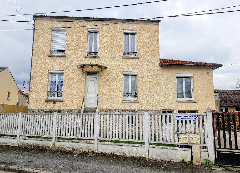 Maison à louer 74.36m2 à Lagny-sur-Marne