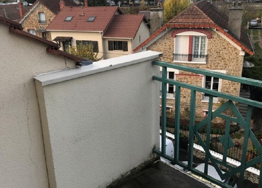 Appartement à louer 37.77m2 à Esbly