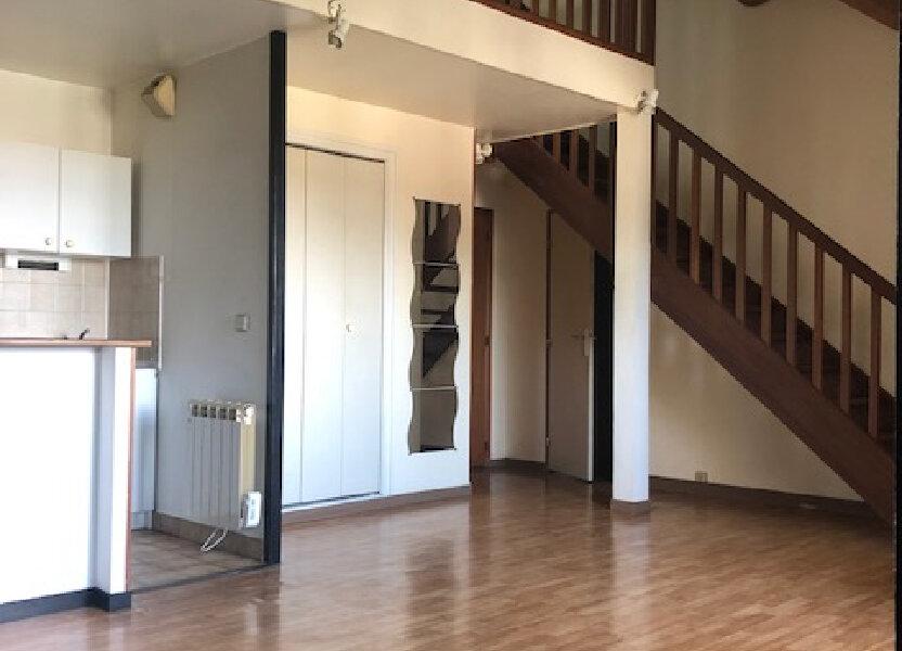 Appartement à louer 48.56m2 à Lagny-sur-Marne